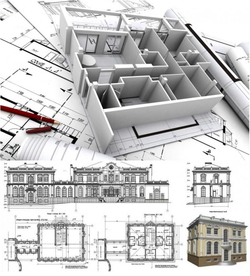 Перепланировка квартиры в доме