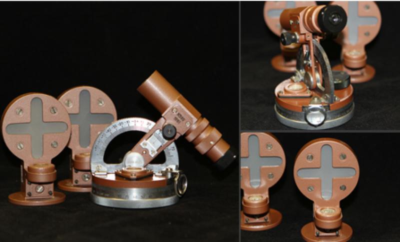 Горный угломер - инструмент для измерения углов