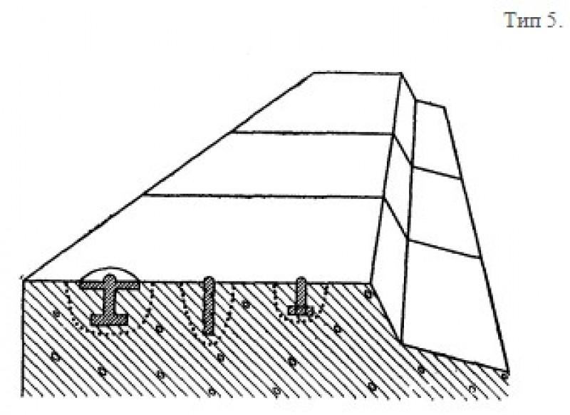 Центр пункта для твердого покрытия