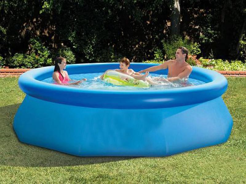 Надувной бассейн для взрослых и детей